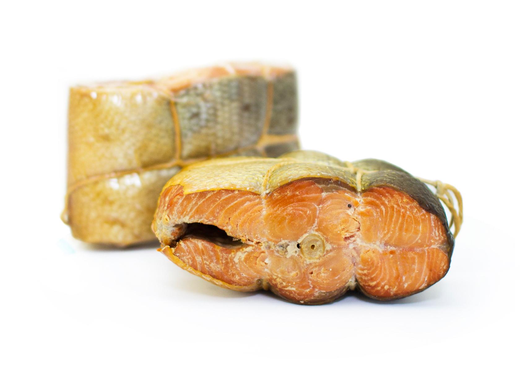 Рыбокомбинат Таймыр кета горячего копчения