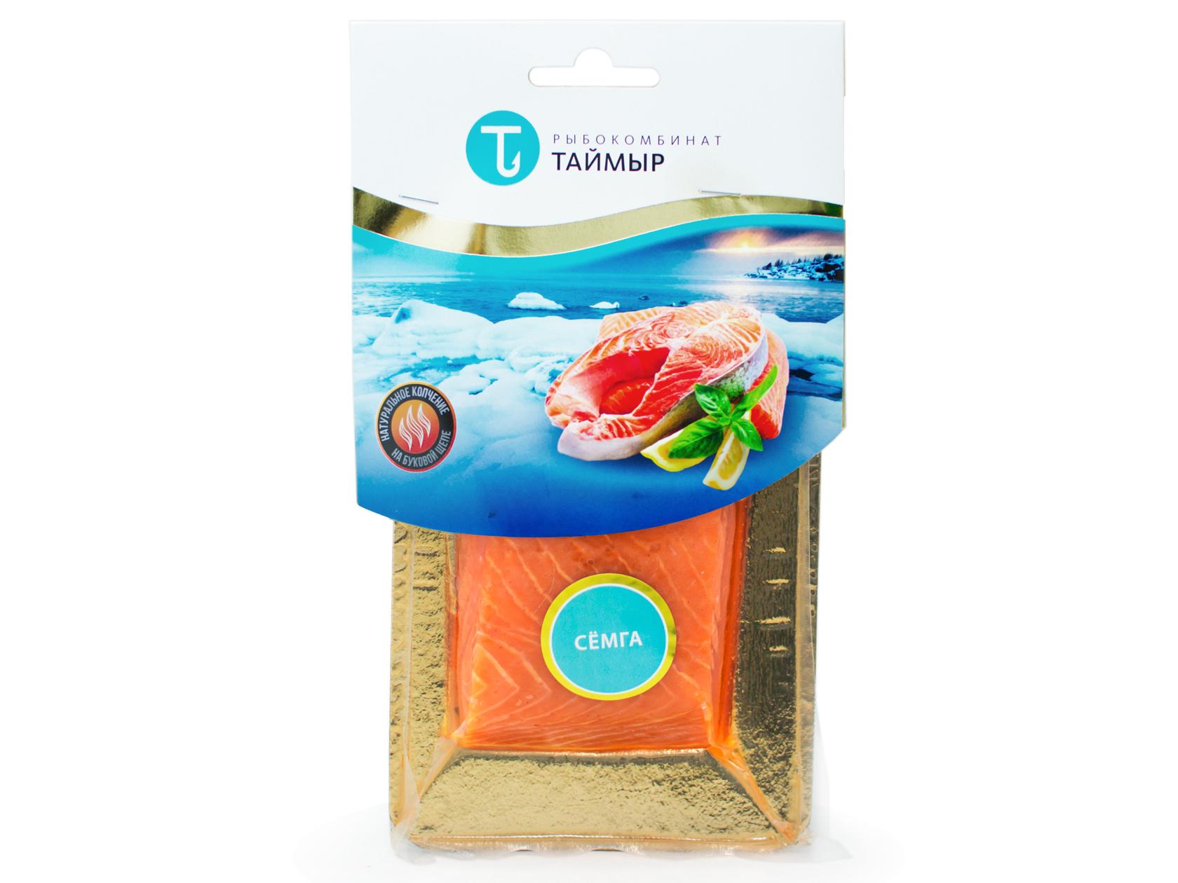 Рыбокомбинат Таймыр