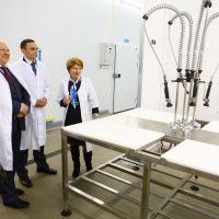 открытие Рыбокомбината «Таймыр», Норильск